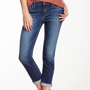 Joes Jeans rolled cropped jean